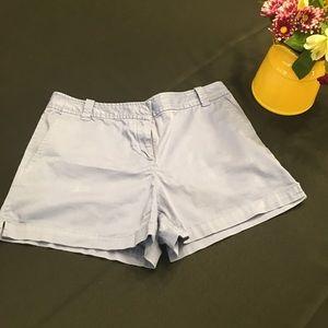 New York & Company shorts. Blue size 8.